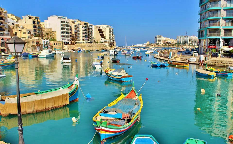 Malta here we come…