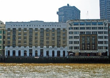 Appointment at London Bridge Hospital
