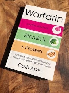 Warfarin Vitamin K Protein Book